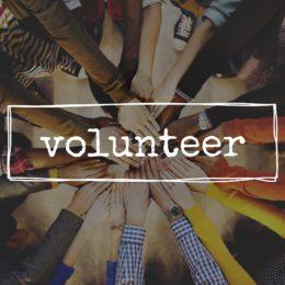 Calling All Volunteers!!