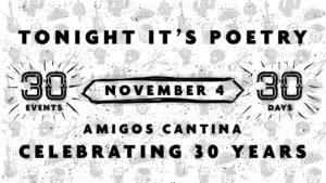 Amigos November 4, 2018