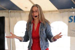 Danica Lorer Storyteller