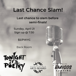 Last Chance to Slam in 2018/2019