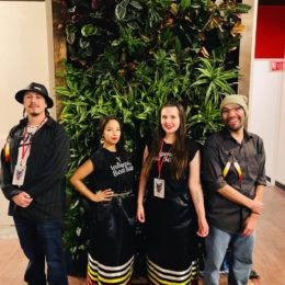 Saskatoon Indigenous Poets Society Forms their First Slam Team!